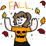 FIGHT ME IT'S FALL by pipa00