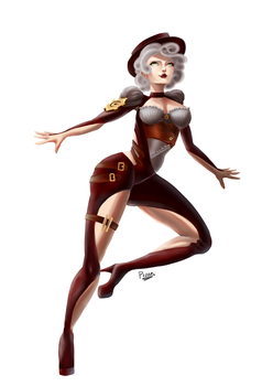 Steampunk by Hunnypuzzle