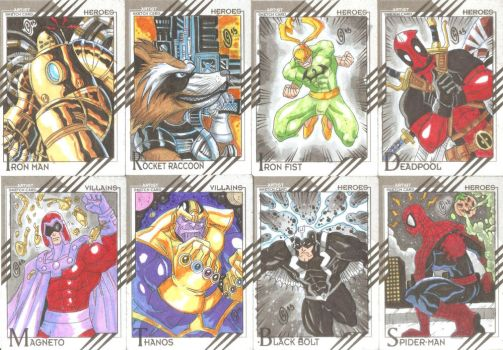 Cards Marvel Fleer Retro 06 by The-Satsui