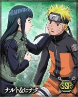 NaruHina Card by AiKawaiiChan