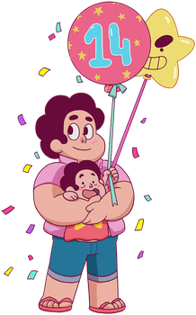 Happy Birthday Steven by vincentbatignole