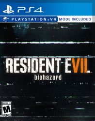 Resident Evil 7 : Biohazard (Alternate Cover) by ZaetaTheAstronaut