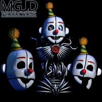FNAF SL Pack - Canceled Ennard by GamesProduction