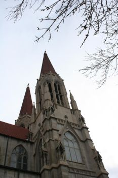 Helena Cathedral 3 by Falln-Stock