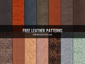 Free Leather Patterns by xara24