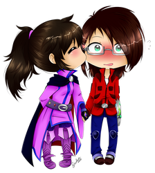 PC: Alyona and Peter by SRealms