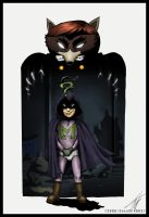 Mysterion Vs The COON by zero-scarecrow13