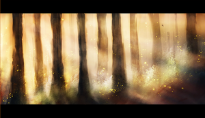 Tall Trees by ToX-90