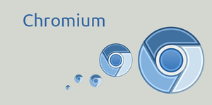 Chromium Tango Icon Actual by alexiy777