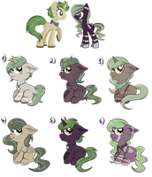 Breeding Adopts #29 [2/6 open] by Blitzkatze