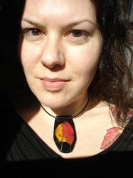me in a necklace by shatteress