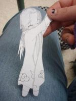 Itachi Paper Child by Tsubato-Yumi