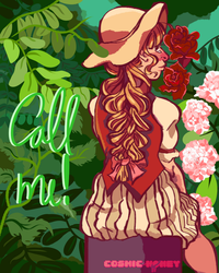 Call Me! by cosmichoney