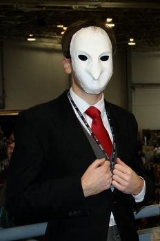 Court of Owls cosplay by Nox-dl