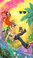 Tropical Wonderland by Ico-dY