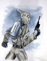Rocketeer 1 by psdguy