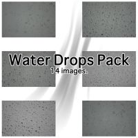 Water Drops Pack by sd-stock