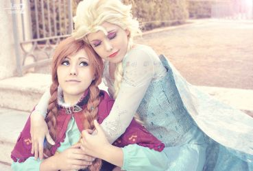 I love you, Anna by LauzLanille