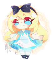 Alice by Mellow-Bun