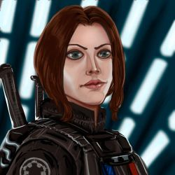 Rogue One by Andi-the-Duke