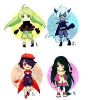 POINTS adopts - set price (3 left) by Leaglem