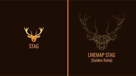 STAG LOGO by JatinAT