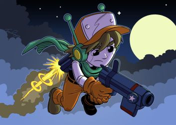 Cave Story by mistermuck