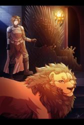 Defend The Throne by RiverSpirit456