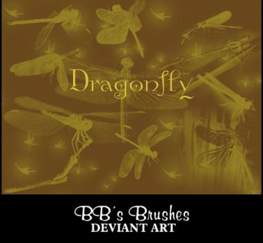Dragonfly by BBs-Brushes