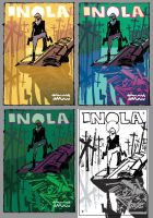 NOLA 1 roughs by whoisrico