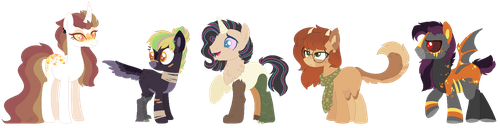 MLP Adopt (2/5 Open) .lowered prices by CrazyAya
