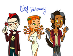 Total Drama Halloween by dollaway