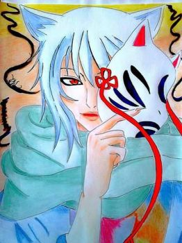 Tomoe by Christie0109