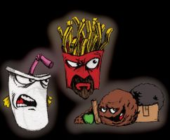 Aqua Teen Hunger Force by adultswim4eva