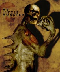 My Little Monster by graphics119
