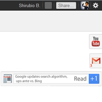 Google + Concept News by Brebenel-Silviu