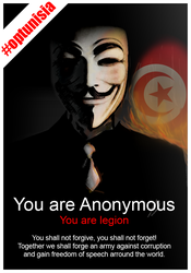 #optunisia 2011 by Spoof-Ghost
