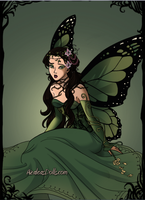 Demeter Fairy by A1r2i3e4l5