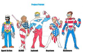 OC Project Patriot by 12for12