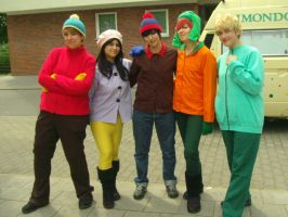 AWESOME SOUTH PARK COSPLAY 1 by Eric--Cartman