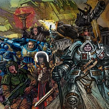 WH40K Battle for Glory by Goblinblastcrew