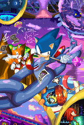 An A Plus or a Sonic Mania Plus by 4zumarill