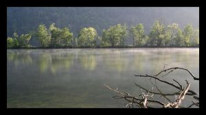 Silent Danube by pitchblacknight