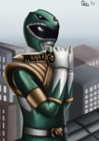 Green Ranger by Artisteternal