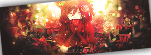 Red Garden by tammypain