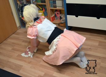 Maids dont have an easy life 1 by Natsuko-Hiragi