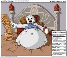 The Mana Strudel Diet by Jesterbrand
