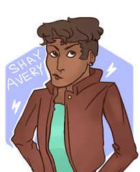 Shay Avery by JamaicanGingerBread