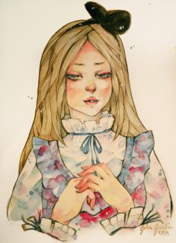 Little Alice by JuliaJusslin