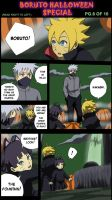 Boruto Halloween Special Pg.6 of 10 by BotanofSpiritWorld